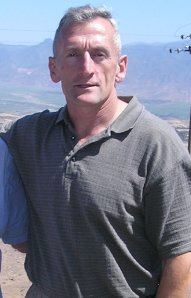 Lieutenant Colonel Joseph C. Shusko, Director of Marine Corps Martial Arts Program (MCMAP)